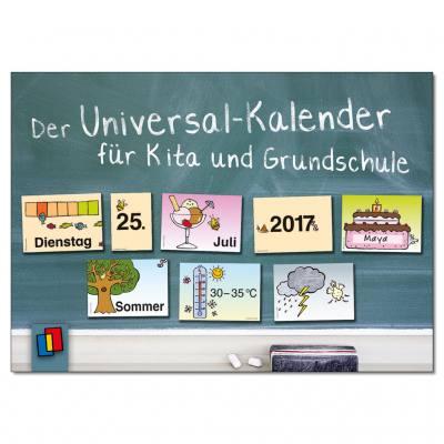 Universalkalender für Kita und Grundschule