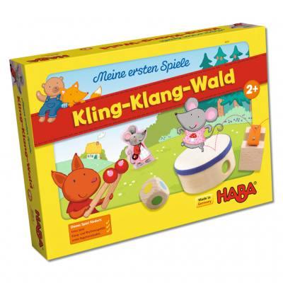"Meine ersten Spiele ""Kling Klang Wald"""