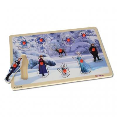 Steckpuzzle - Frozen