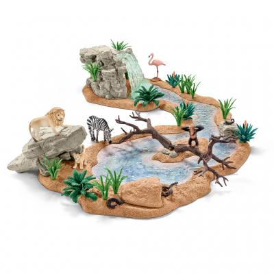 Große Abenteuer-Wasserstelle