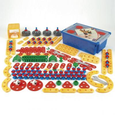 TECHNICO großes Kindergarten-Spezialset