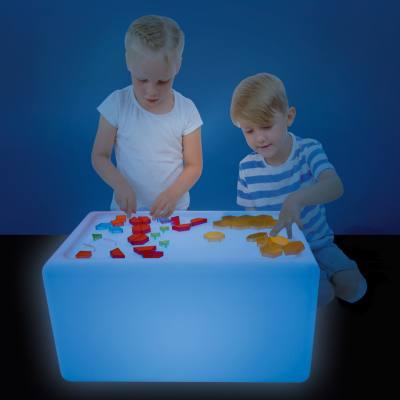 LED-Quader