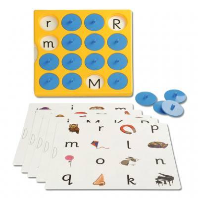 Bilder und Buchstaben