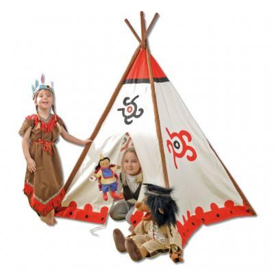 Indianerzelt Wigwam