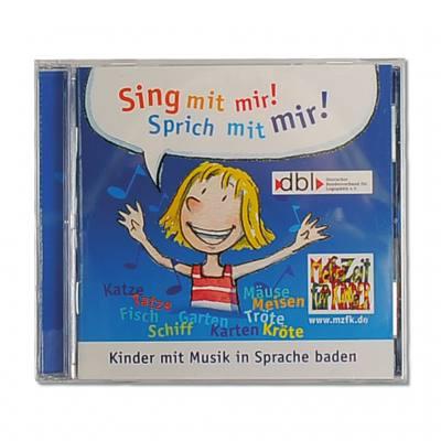 CD Sing mit mir! Sprich mit mir!