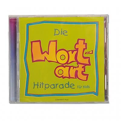 CD Die Wortart-Hitparade für Kids