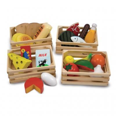 Spielzeug-Lebensmittel