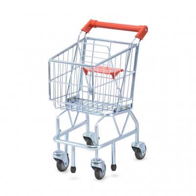 Einkaufswagen für den Kaufladen