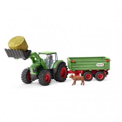 Traktor mit Anhänger – Schleich®