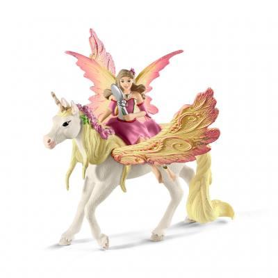 Schleich® Feya mit Pegasus-Einhorn
