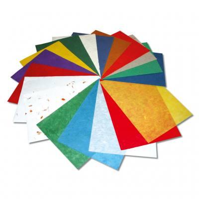 Naturpapier - Sortimentspackung