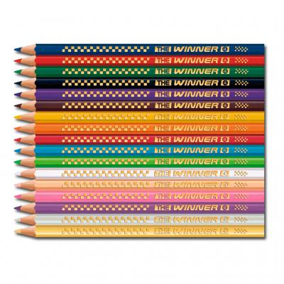 The Winner-Farbstift - in 17 Farben lieferbar