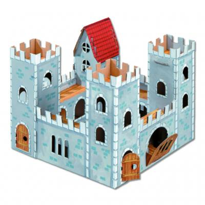 Blanko Burg Ritterfels