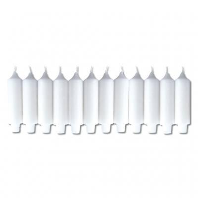 Kerzenset mit Zapfenfuß