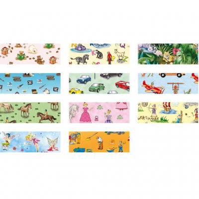 "Transparentpapier ""Kinderland"" - in 11 verschiedenen Motiven"