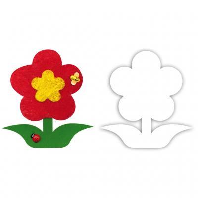 Blanko-Blumen