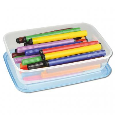 Filzstifte-Set in bunten Farben