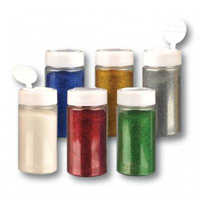 Glitter - in 6 Farben lieferbar