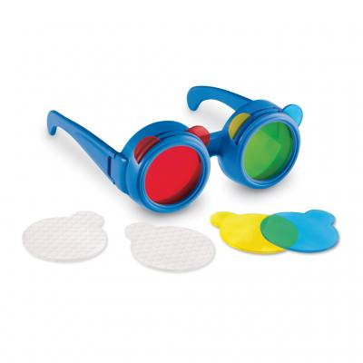 Farbmischbrille