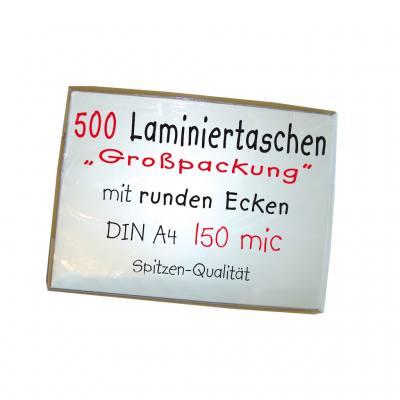 Laminiertaschen A4
