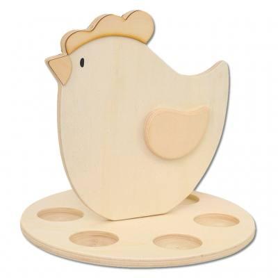 """Teelichthalter """"Hühnernest"""""""