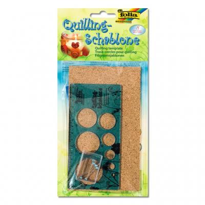 Quilling-Schablone