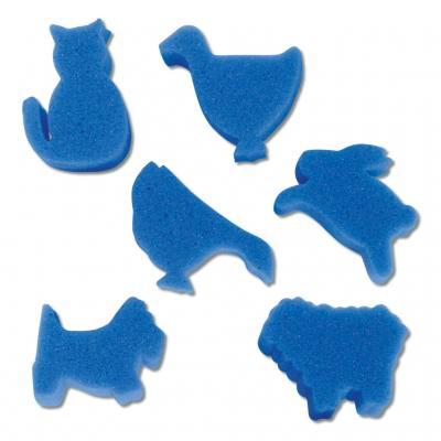 Malschwämme - Tiere