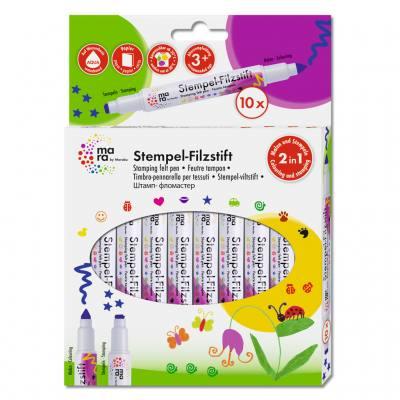 Stempel-Filzstifte