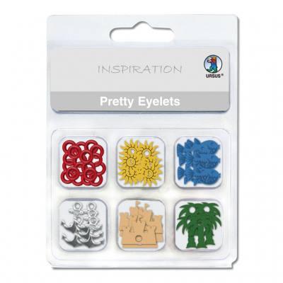 Brads - Eyelets (Motiv Sommer)