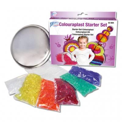 Bastelset Colouraplast - Verblüffende Schmelztechnik