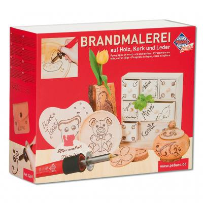 Brandmal-Set