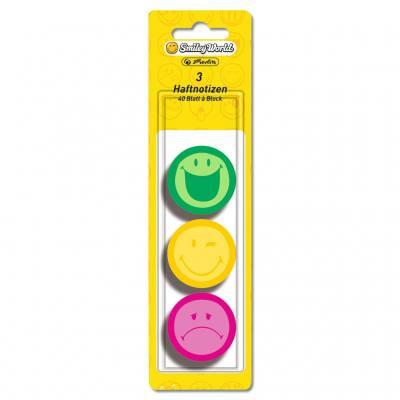 Haftnotizen Smiley
