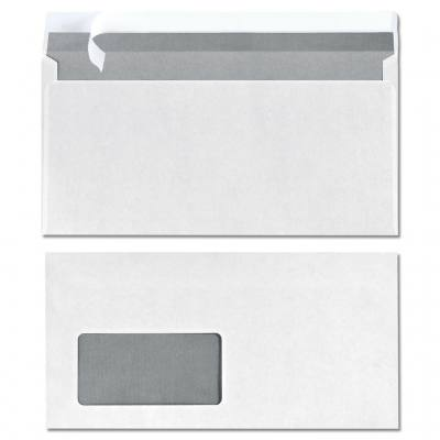 Briefumschlag mit Fenster