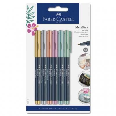 Faber-Castell Metallics