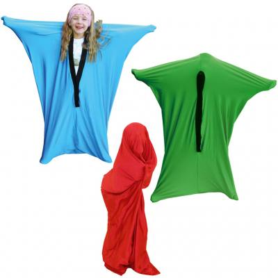 Tanzsäcke - in 2 Größen und 3 Farben lieferbar