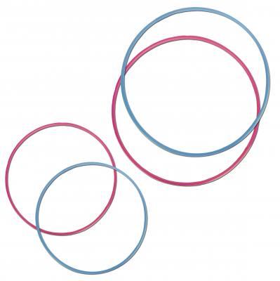 Hula-Hoop-Reifen - in 2 Größen lieferbar