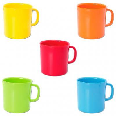Knirpsengedeck - Henkelbecher (in 5 verschiedenen Farben)