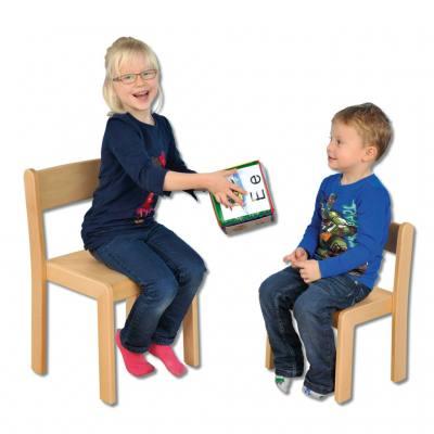 Krippen- & Kindergartenstühle