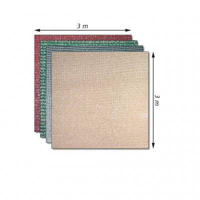 Sonnensegel - Quadrat klein