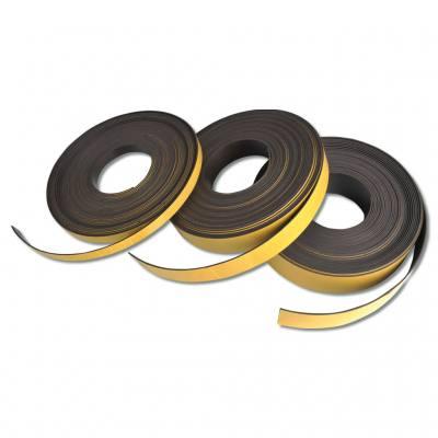 Magnetband, in verschiedenen Breiten