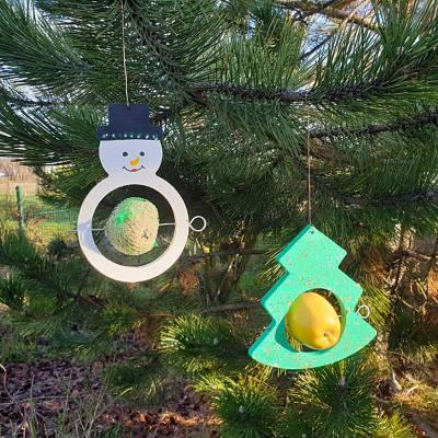 Futterstation für Vögel