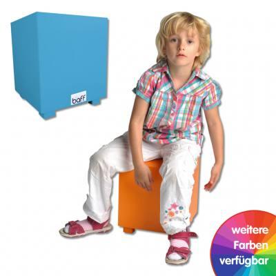 Kindertrommelhocker - Cajonhocker in verschiedenen Farben