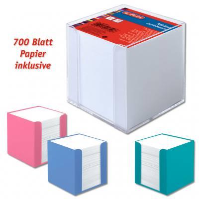 Zettelkasten inkl. 700 Blatt