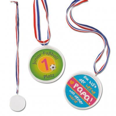 Medaillen zum Selbstgestalten