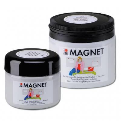 Marabu-Magnetfarbe - mit 2 verschiedenen Inhalten