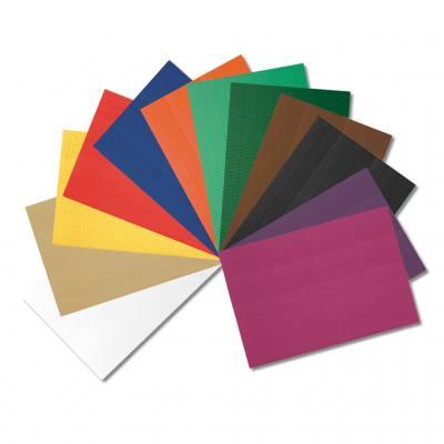 Bastelwellpappe - in 12 verschiedenen Farben