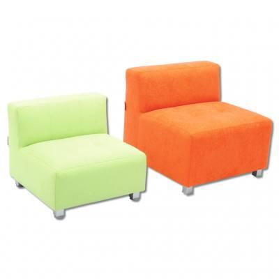 """KITA-KIDS """"Sessel"""" - in 2 Sitzhöhen und 5 Farben lieferbar"""