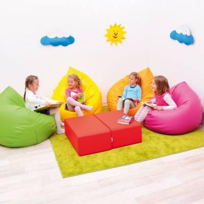 Sitzsäcke - in 8 Farben lieferbar