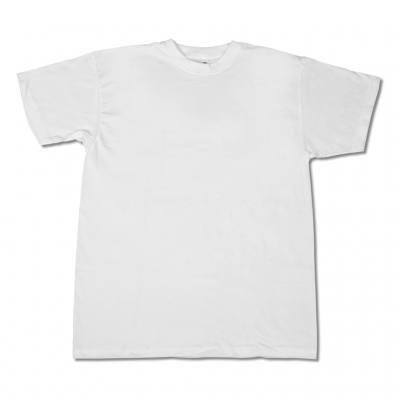 Kinder-T-Shirts, weiß - in 3 Größen lieferbar