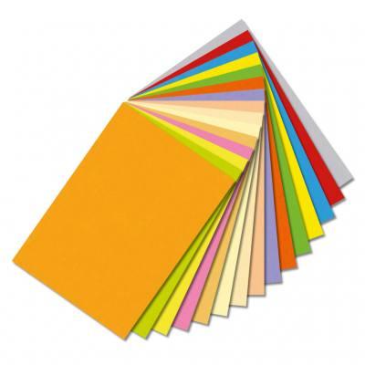 Farbiges DIN A4 Papier - lieferbar in 15 Farben